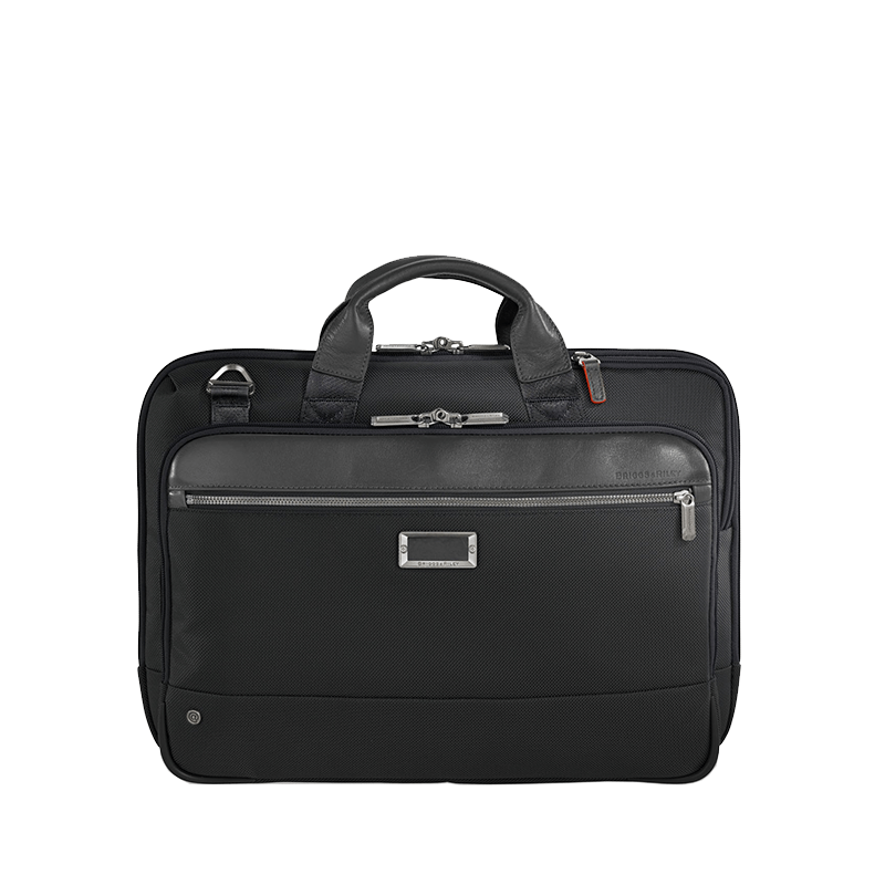 Briggs & Riley Slim Brief // Black