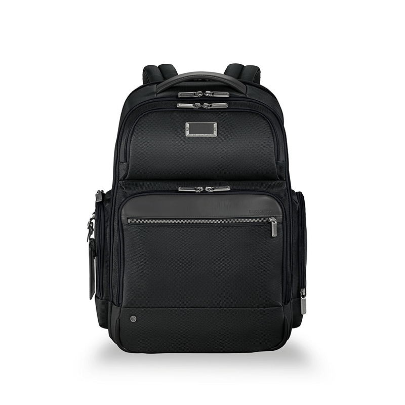 Briggs & Riley Large Cargo Backpack // Black