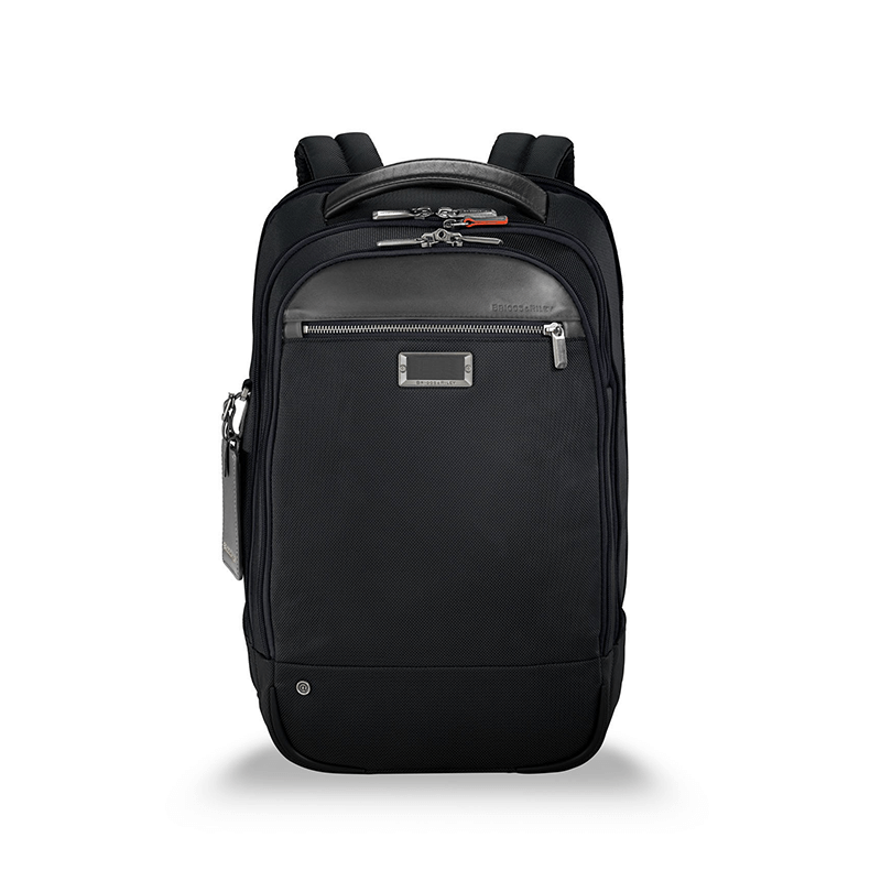 Briggs & Riley Medium Backpack // Black
