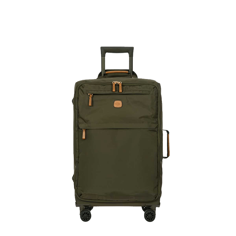 "Bric's X-Travel Spinner 25"" // Olive"