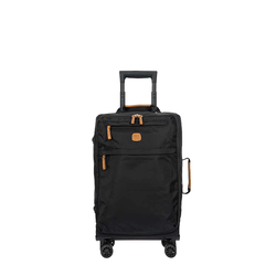 "Bric's X-Travel Carry On Spinner 21"" // Black"