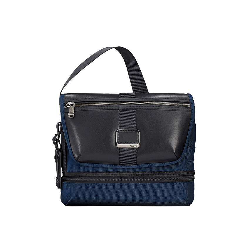 Tumi Alpha Bravo Travis Crossbody // Navy