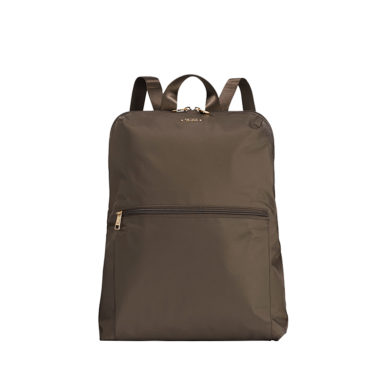 Tumi Voyageur Just In Case Travel Backpack // Mink