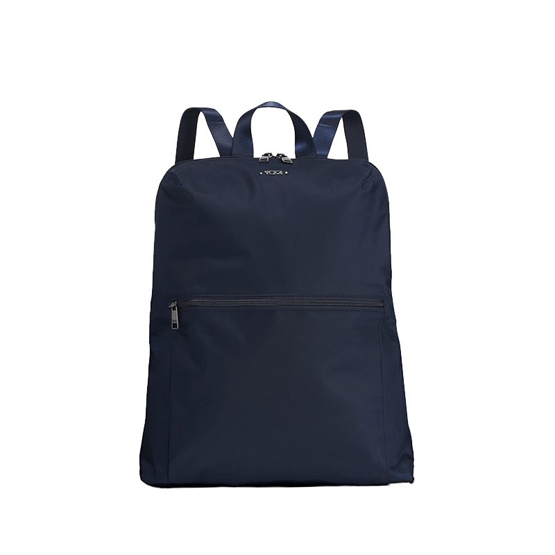 Tumi Voyageur Just In Case Travel Backpack // Navy