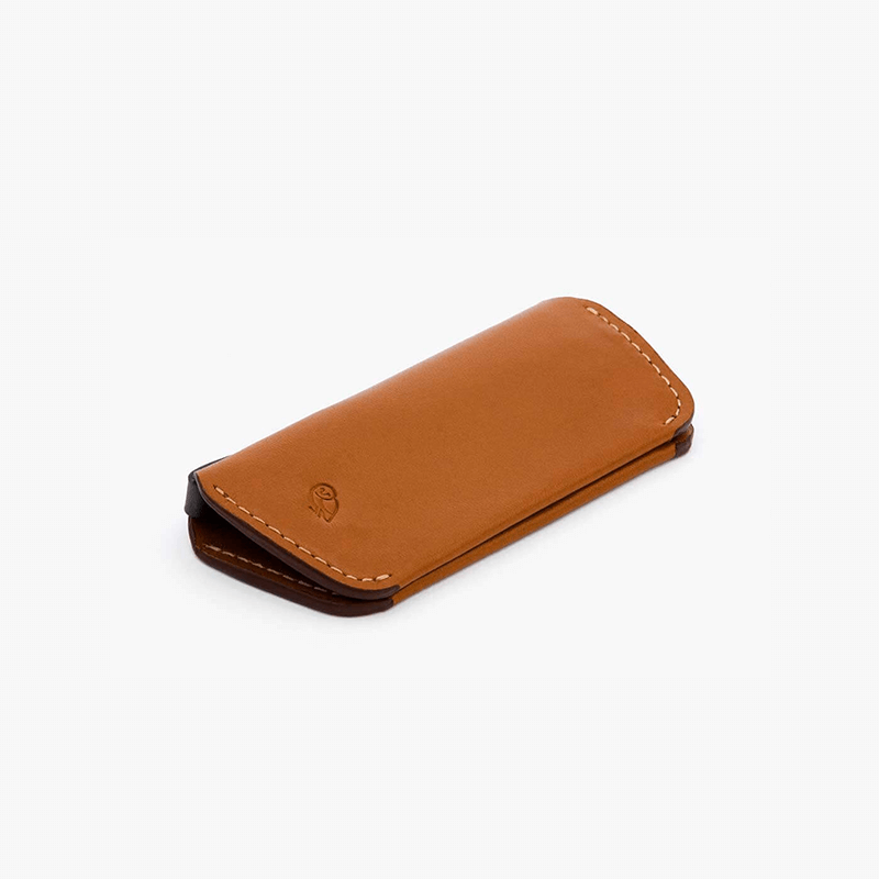 Bellroy Key Cover Plus // Caramel