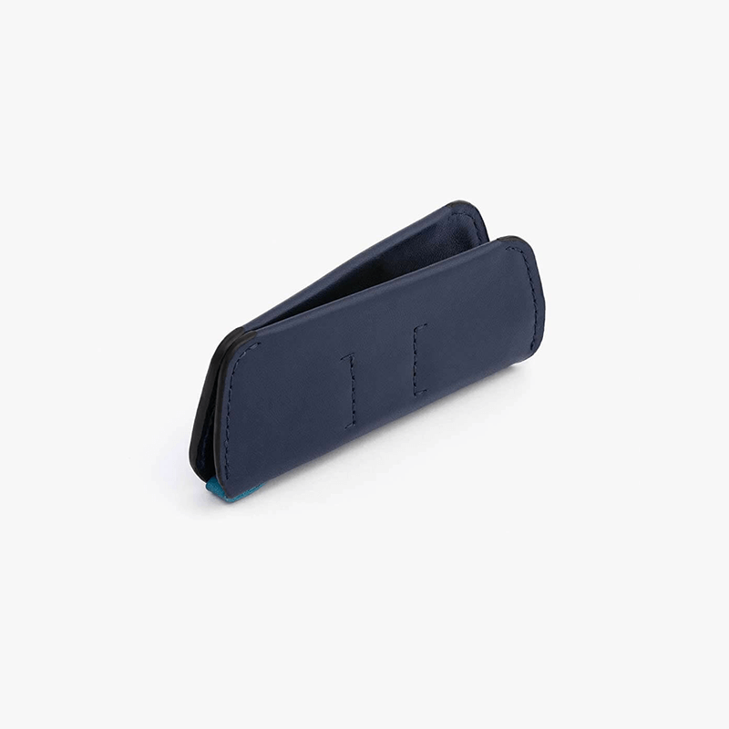 Bellroy Key Cover Plus // Bluesteel