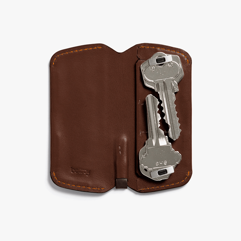 Bellroy Key Cover Plus // Cocoa