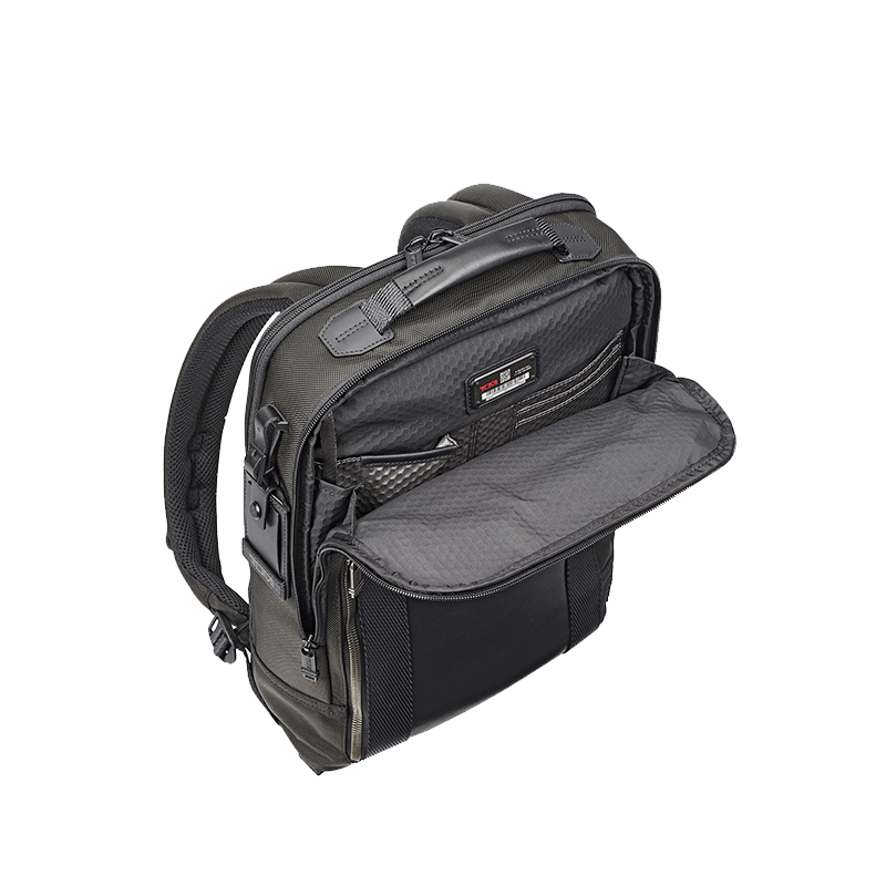 Tumi Alpha Bravo Davis Backpack // Black