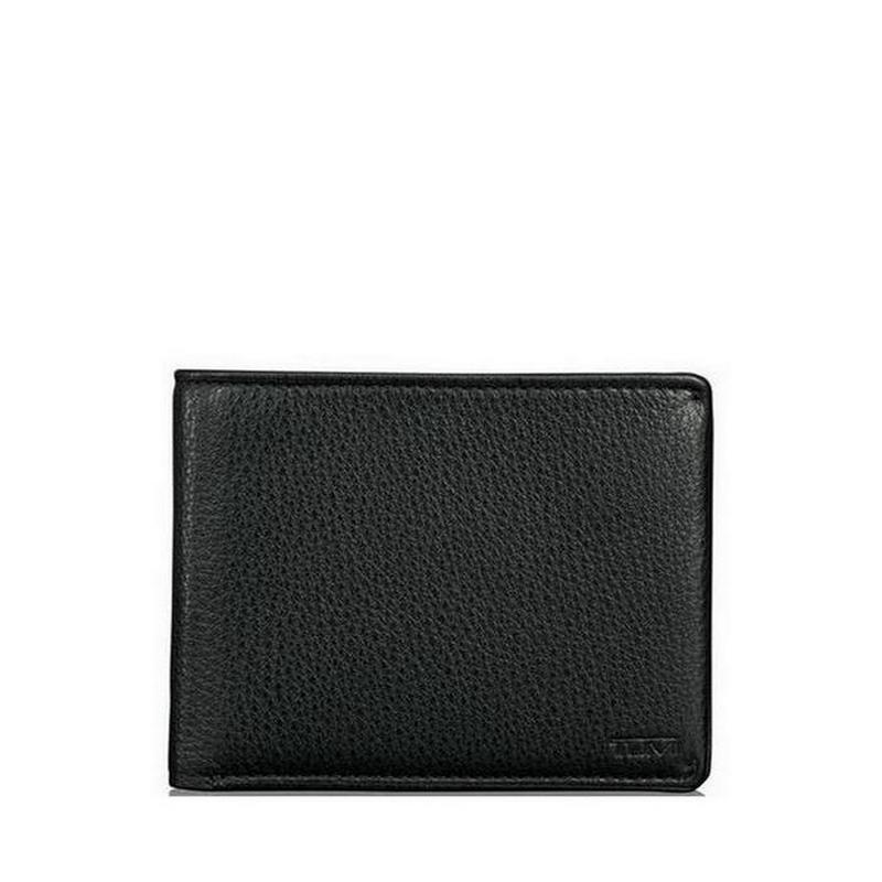 Nassau ID Lock Global Double Billfold