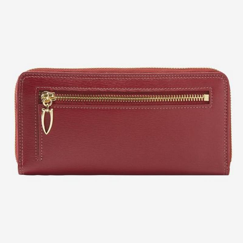 tusk-301-womens-saffiano-single-zip-wallet-red-back_600x