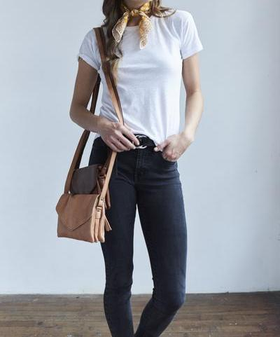 Harbor Small Leather Crossbody