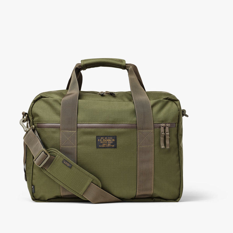 Ripstop Nylon Pullman Briefcase/Backpack