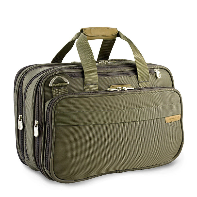 Baseline Expandable Cabin Bag // Olive Green