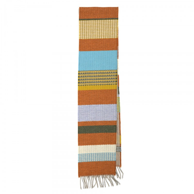Wallace Sewell LAMBSWOOL OSAKA SCARVES - GOLD