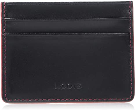 Lodis Audrey Mini ID Card Case // Black