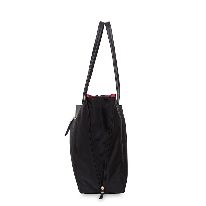 "Mayfair/Grosvenor Place -  Expandable 15"" Tote"