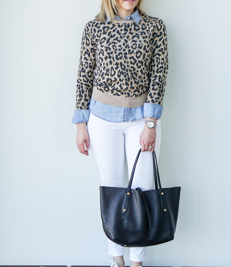 Small Isabella Tote // Mulberry