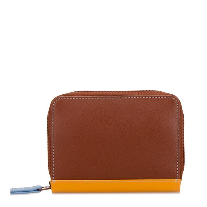 Zipped Credit Card Holder