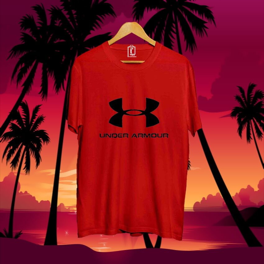 under-armour-cotton-tshirt-red