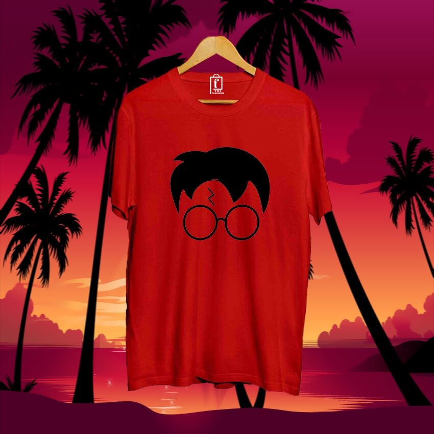 harry-potter-printed-cotton-tshirt-red