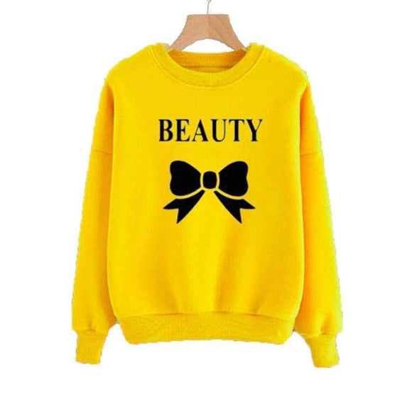women-yellow-sweat-shirt
