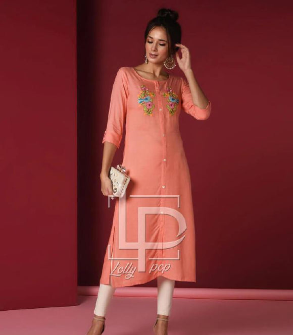 women-embroidered-pink-kurti
