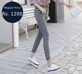 women-grey-denim-jeans