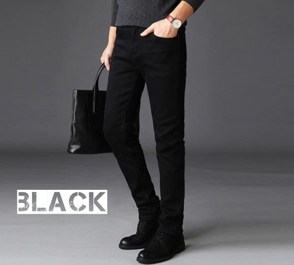 men-black-stretchable-denim-jeans