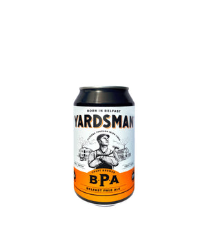 Yardsman - BPA - Belfast Pale Ale - 330ml Can