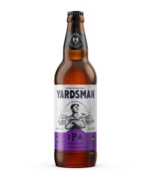 Yardsman - IPA - India Pale Ale - 500ml Bottle