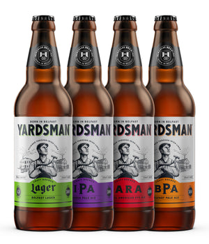 Yardsman - Mixed Case - 500ml Bottles