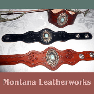 Angela Quick - Montana Leatherworks