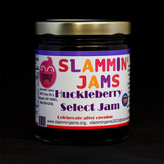 Slammin Jams - All Natural Jam