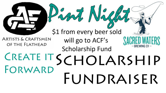 ACF Pint Night Scholarship Fundraiser October 13, 2020