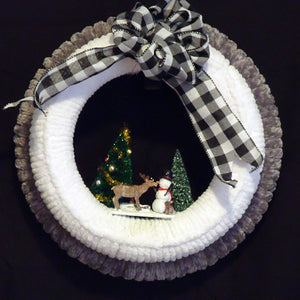 Simply Country Wreath from Creations by Caron