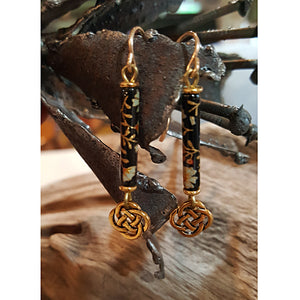 Celtic Knot Earrings by Tina Jo's Designs Montana