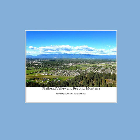 Flathead Valley and Beyond, Montana Photo Book by LCApplingPhotoArt