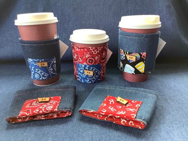 Cozy Coffee or Hot Chocolate Gift Card Holder
