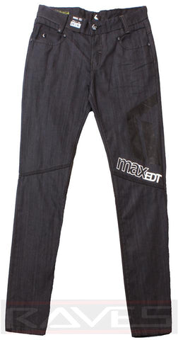 Boy's Max Edition Coated Denim Designer Fashionable Jeans Apache Kid