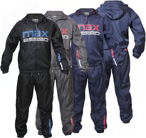 Mens Max Edition MTS-12 polyester easy fit full tracksuit
