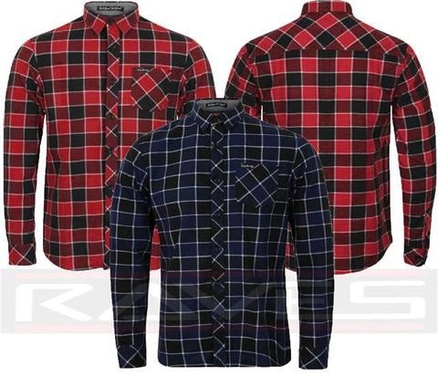 New Mens Tokyo Laundry Cotton Long Sleeve Checked Flannel Shirt S-XL CADILLO