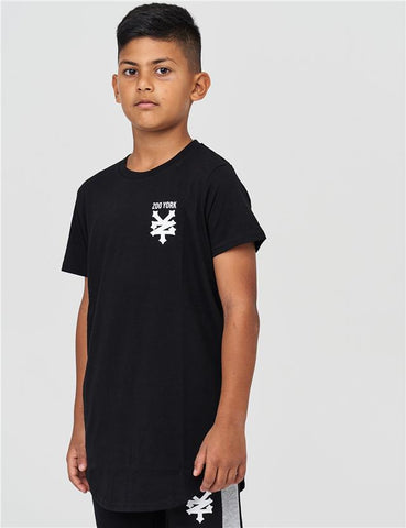 Boys ZOO YORK T Shirt Short Sleeve Top Tee Sport Graphic Summer PIPE
