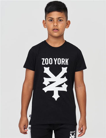 Boys ZOO YORK T Shirt Short Sleeve Top Tee Sport Graphic Summer RAMPED