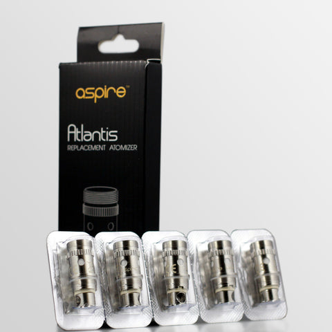 Aspire Atlantis Coils (.5 & .3 ohm)