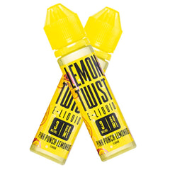 Lemon Twist E-Liquid 120ML (2 60ML Bottles)