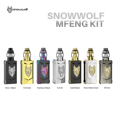 Snowwolf Mfeng W Tank Kit 200W