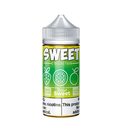 Sweet Collection 100ml Vape Juice