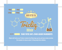 Tricliq Elixir 150ML BOTTLES (Fruity Flavors)
