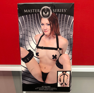 Masters Aquire Easy Access Thigh Harness