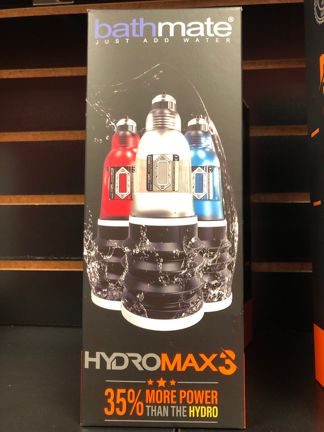 BATHMATE HYDROMAX3 CLEAR